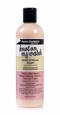 Aunt Jackie's Curls & Coils Knot On My Watch Instant Detangling Therapy