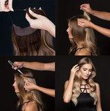 Flip In Hair Extension_