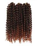 Savanna Jerry Curl 3X Braid DREAM HAIR 10 inch_