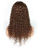 Brazilian Remy Deep Wave Lace Front Wig_
