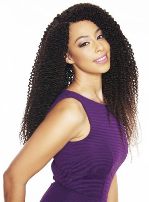 Sleek Fashion Idol Express Crochet Braids BOHO Water Braid 20 inch