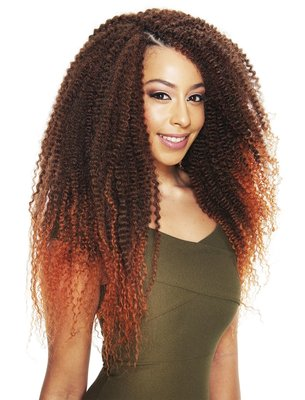 Sleek Fashion Idol Express Crochet Braids BOHO Satin Braid 20""