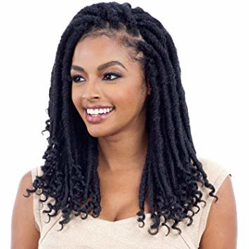 Freetress Braid 2X Cuban Gorgeous Loc 12 inch