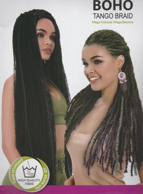 Sleek Fashion Idol Express Crochet Braids BOHO Tango Braid 22 inch