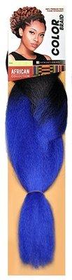 Sensationnel African Collection Colour Braid ca. 63 cm