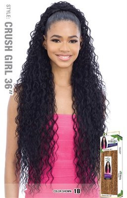 Freetress Equal Drawstring Ponytail Crush Girl 36 inch