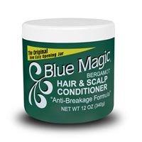Blue Magic Bergamot Hair & Scalp Conditioner 340g