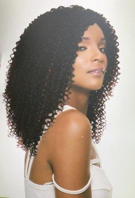 Sleek Fashion Idol 101 Classic Brazilian Hair Nappy Weave 18 20 22 inch