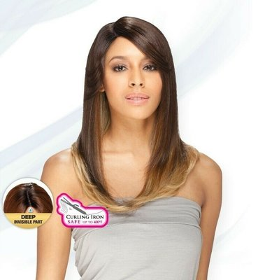 FreeTress Equal Deep Invisible Part Lace Front Wig Nelly