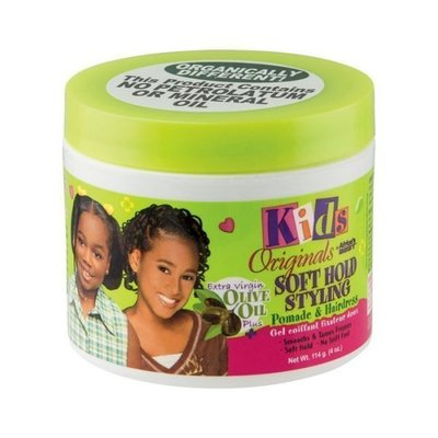 Africa's Best Kids Organics Soft Hold Styling Pomade and Hairdress 114g