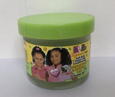 Africa's Best Kids Organics Smoothing & Hold Styling gel 142g