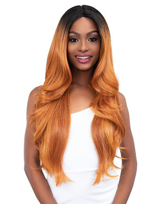 Janet Collection Extended Part Lace Wig - JUNNY