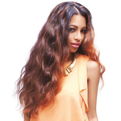"Sleek Fashion Idol 101 Classic Brazilian Hair Rio Natural Weave 18"""