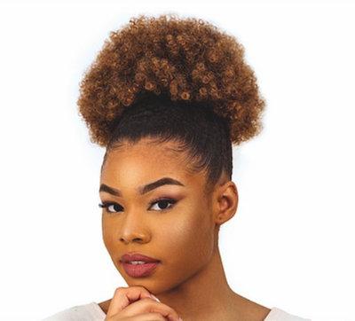 DB Darbro Bond Girls Afro Puffy Medium 10 inch