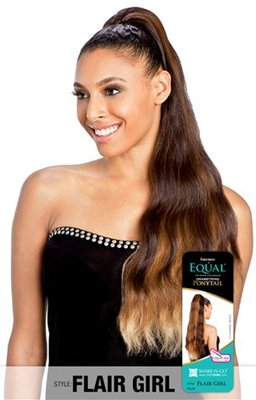 Freetress Equal Drawstring Ponytail Flair Girl