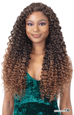 Freetress Braid 3X Mazo Curl 18 inch