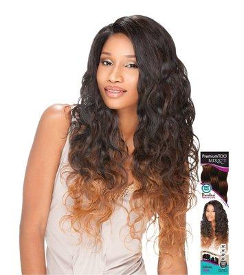 Sensationnel Premium Too MIXX Multi Curl Bundled Natural Curls PERUVIAN