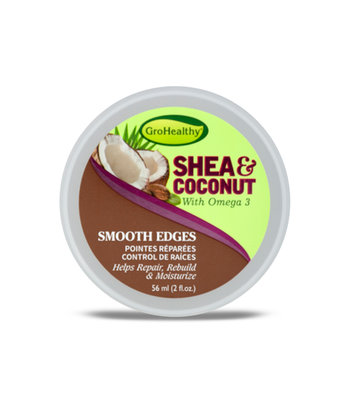 GroHealthy Shea & Coconut Smooth Edges 56ml