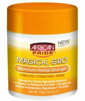 African Pride Magical Gro Maximum Herbal Strength 150g