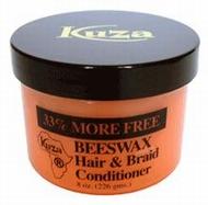 Kuza Beeswax Hair & Braid Conditioner 226g