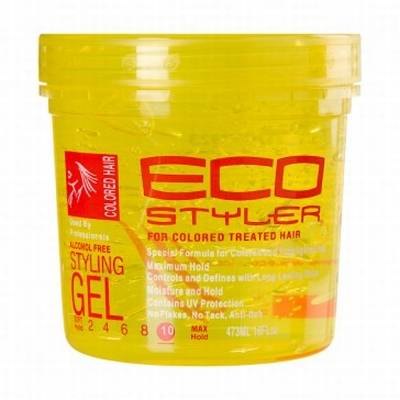 Eco Styler For Colored Treated Hair 473ml