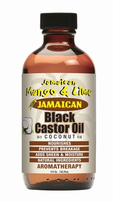 Jamaican Mango & Lime Black Castor Oil Coconut 118ml