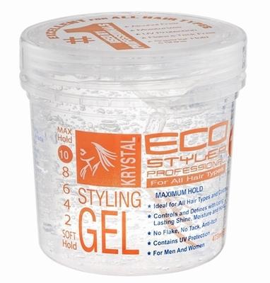 Eco Styler Krystal Styling Gel 473ml