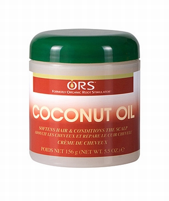 ORS Coconut Oil 156g