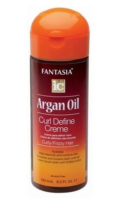 Fantasia IC Argan Oil Curl Define Creme 183.4ml