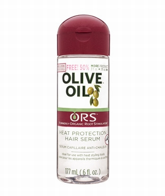 ORS Olive Oil Heat Protection Serum 177.4ml