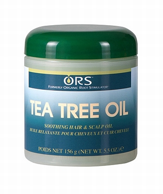 ORS Tea Tree Oil 156g