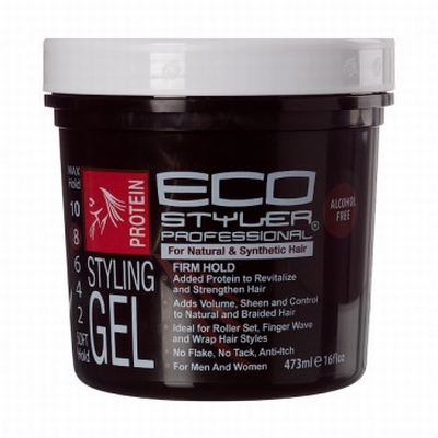 Eco Styler Protein Styling Gel 473ml