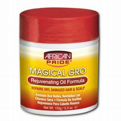 African Pride Magical Gro Rejuvenating Oil Formula 150g