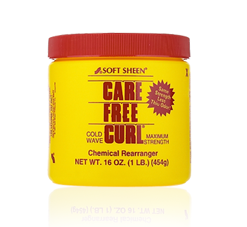 SoftSheen Carson Care Free Curl Cold Wave Chemical Rearranger 908g