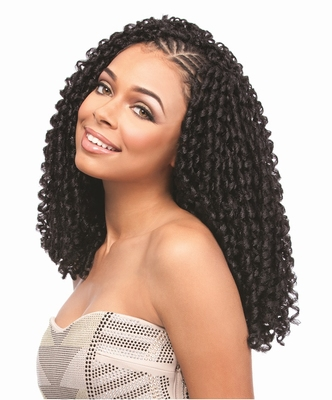 Mermaid Loose Curl Braid ca. 60 cm