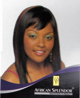 African Splendor Envy European Straight 10 inch