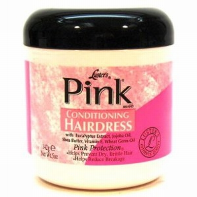 Luster's Pink Conditioning Hairdress 142g