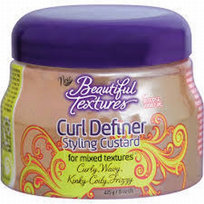 Beautiful Textures Curl Definer Custard 425g