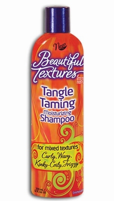 Beautiful Textures Tangle Taming Shampoo 355ml