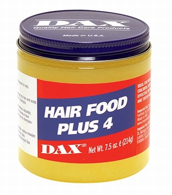 Dax Hair Food Plus 4 214g