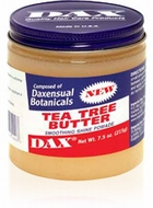 Dax Tea Tree Butter 213g