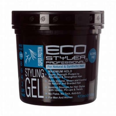 Eco Styler Super Protein Styling Gel 473ml