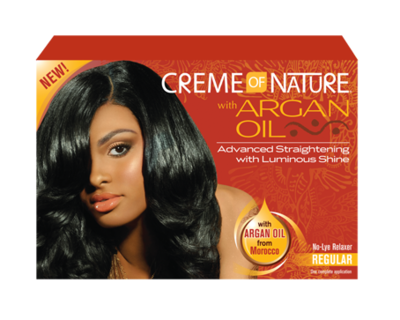 Creme of Nature Argan Oil Relaxer Regular
