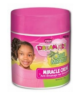 African Pride Dream Kids Olive Miracle Miracle Crème 170g