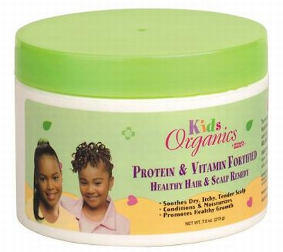Africa's Best Kids Organics Protein & Vitamin Fortified Hair and Scalp Remedy 213g