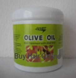 Juvet Olive Oil Hair Treatment