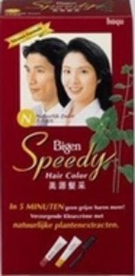 Bigen Speedy Hair Color, Natuurlijk Zwart 40g