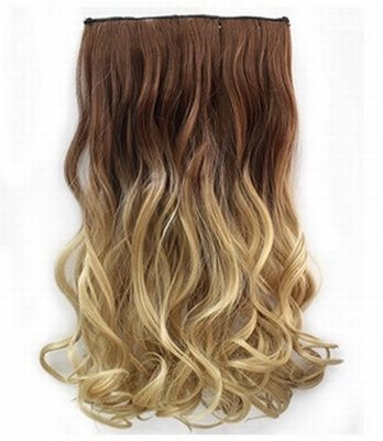 Wavy Clip-In Hair Extensions