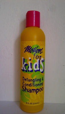 Motions For Kids Detangling Conditioning Shampoo 236ml