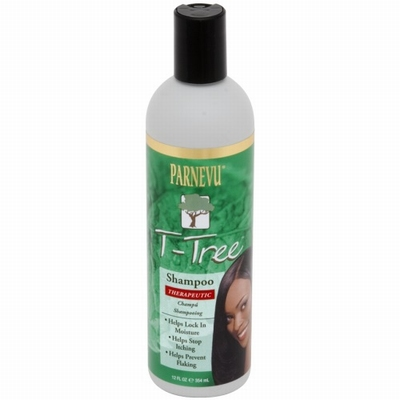 Parnevu T-Tree Therapeutic Shampoo 354ml